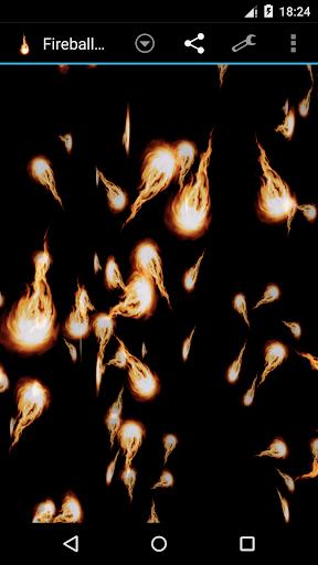 火球暴3D壁纸