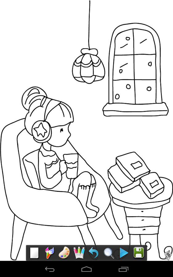 Coloring Book - screenshot