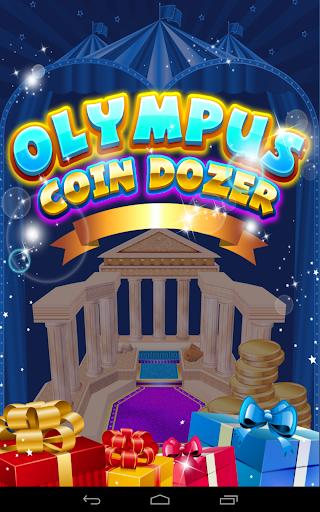Olympus Coin Dozer Prize Game