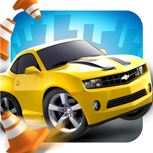 Car Town Streets v1.0.16 APK+DATA (Mod Coins)