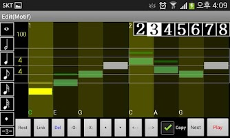 Screenshot of Ezy Melody Maker for Beginners