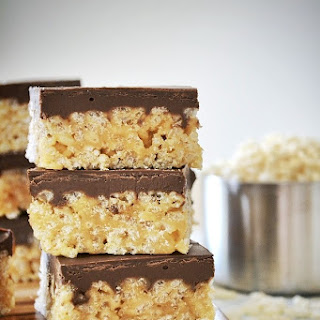 Rice Crispy Treats No Butter Recipes.