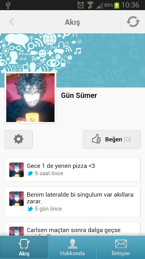Gün Sümer- screenshot