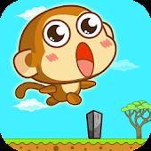 Monkey Parkour