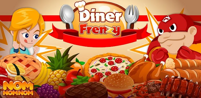 Diner Frenzy HD FREE