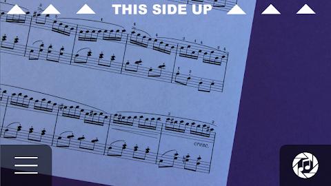 iSeeNotes - sheet music OCR! Screenshot 3