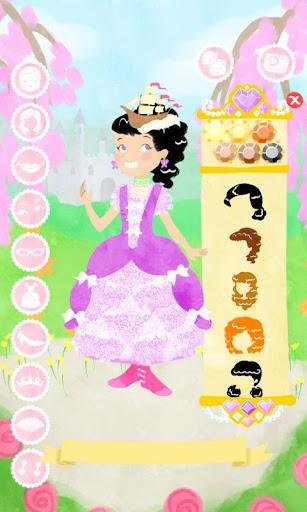 公主时装秀 装扮游戏