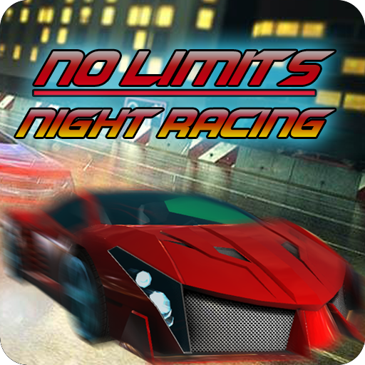 No Limits Night Racing LOGO-APP點子