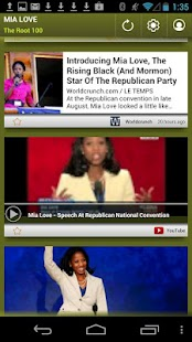 Mia Love: The Root 100 - screenshot thumbnail
