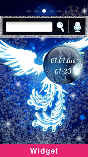 無料个人化AppのBlue Phoenix Theme|記事Game