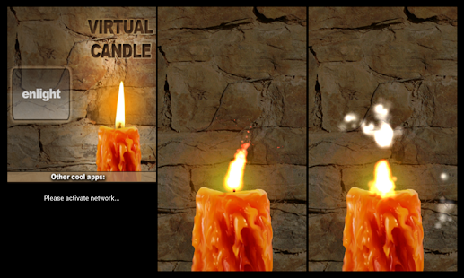 Virtual Candle - screenshot thumbnail