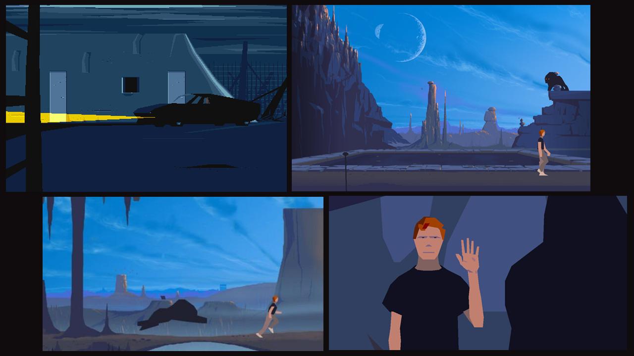 Another World screenshot #7