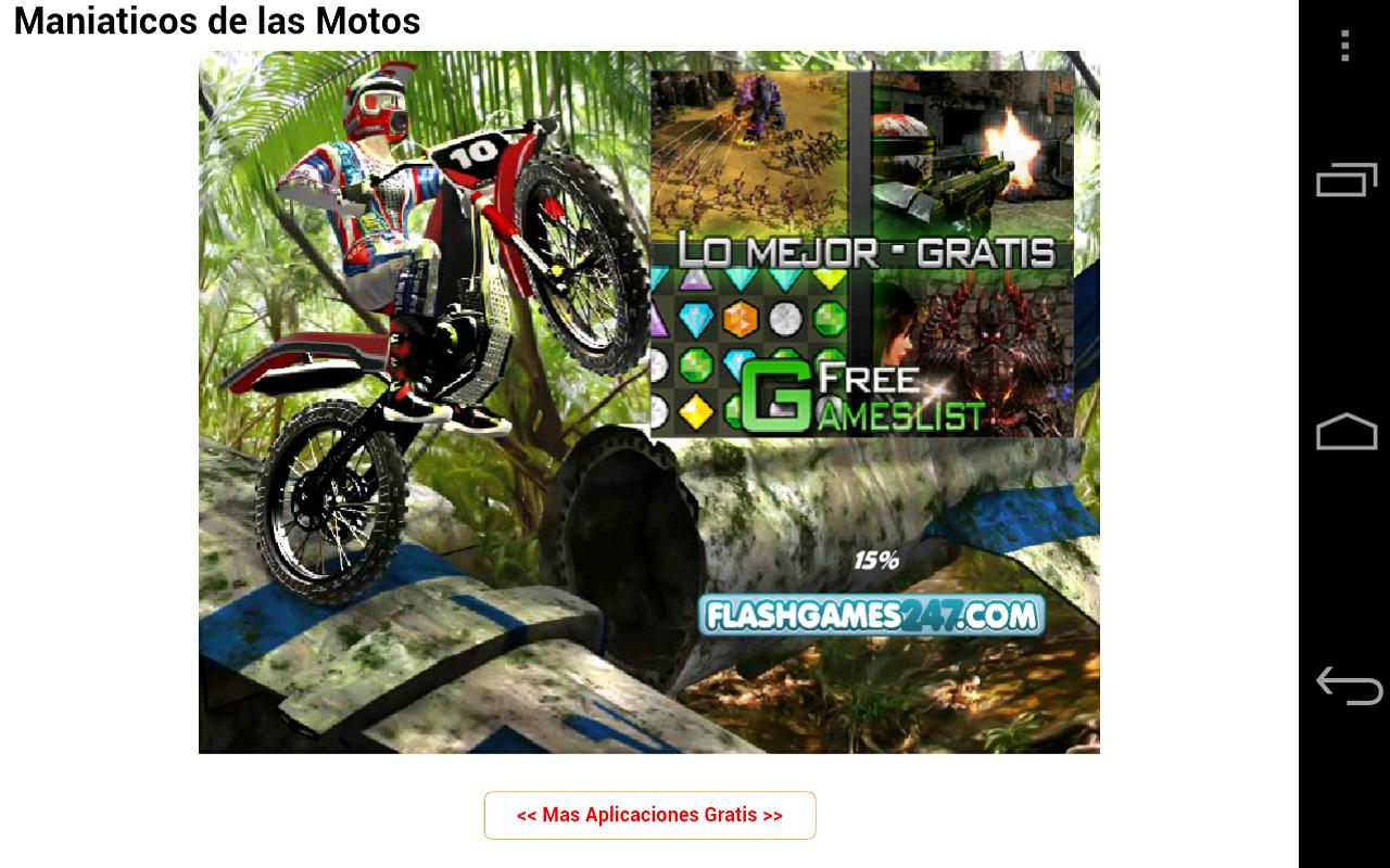 Great Free Bike Games - screenshot