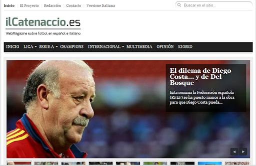 ilCatenaccio.es España