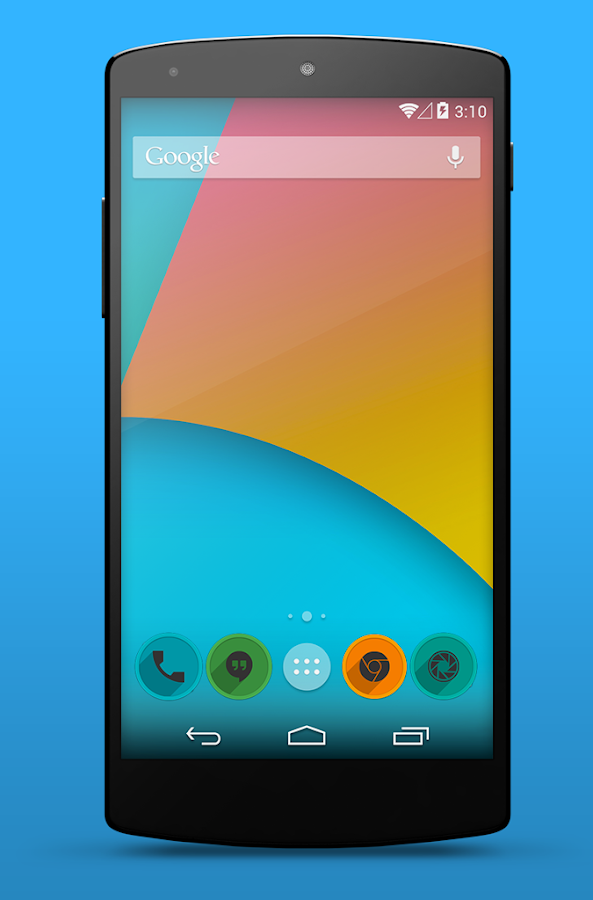 Cirkify 2.0 Icon Pack- screenshot