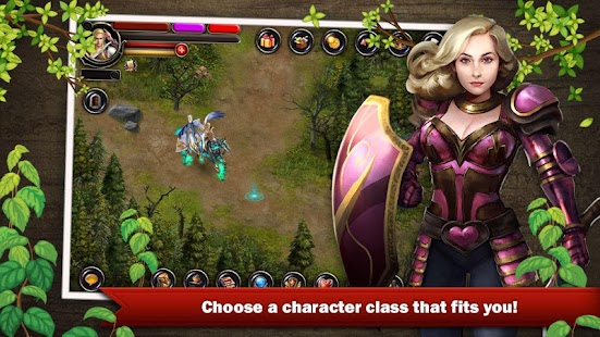 Wartune: Hall of Heroes Screenshot 24