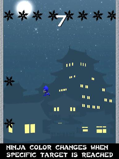 玩免費體育競技APP|下載Jumpy Ninja X app不用錢|硬是要APP