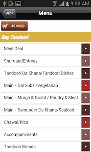 Bay Tandoori- screenshot thumbnail