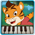 Jungle Piano for Kids FREE icon