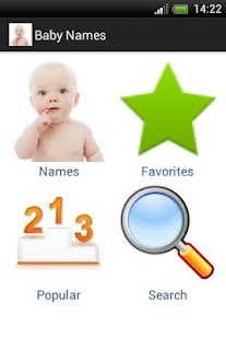 Baby Names - screenshot thumbnail