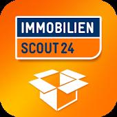 Umzug: Immobilien Scout24