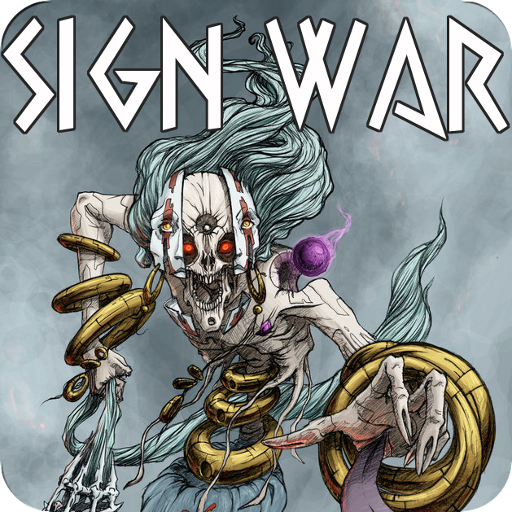 Sign War Playable Alpha LOGO-APP點子