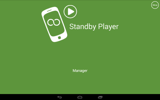 Standby Player Manager