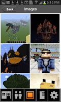 Screenshot of Friends For Minecraft