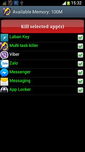 Multi task killer