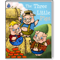 The Three Little Pigs icon