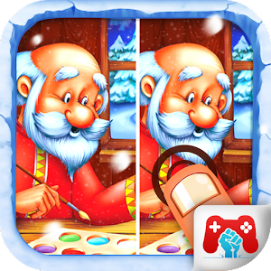 Find Differences Christmas for PC and MAC