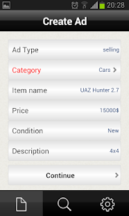 iBuyWeSell social classifieds - screenshot thumbnail