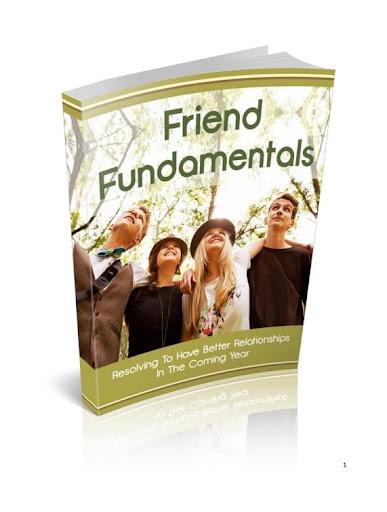 Friend Fundamentals
