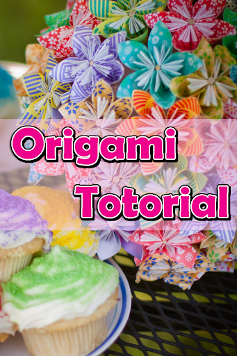 Easy Origami Totorial