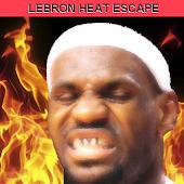 Lebron Heat Escape