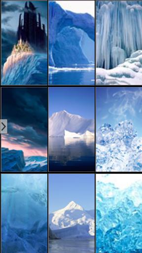 冰靜態壁紙牆紙 手機版 Ice Wallpapers