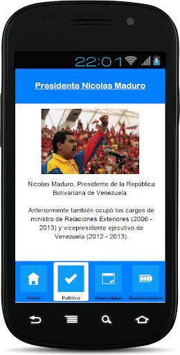 【免費通訊App】Venezuela Nicolas Maduro-APP點子