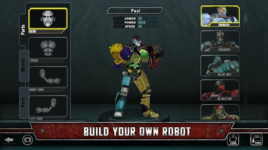 Real Steel Friends - screenshot thumbnail