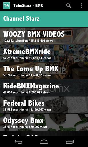 TubeStarz - BMX