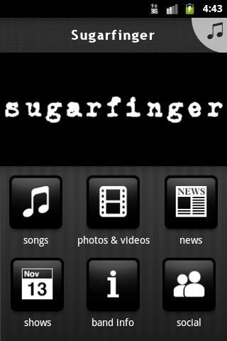 Sugarfinger - screenshot