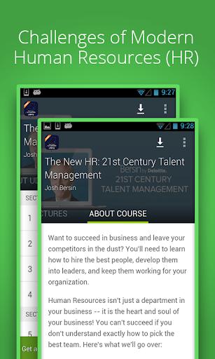 21st Century Talent Management