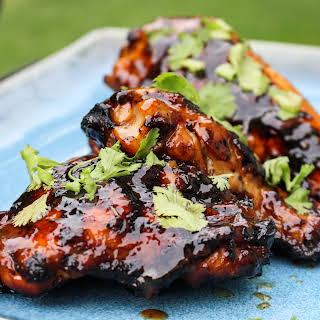 Thai Chicken BBQ.