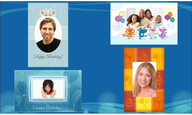 Happy Birthday Cards - screenshot