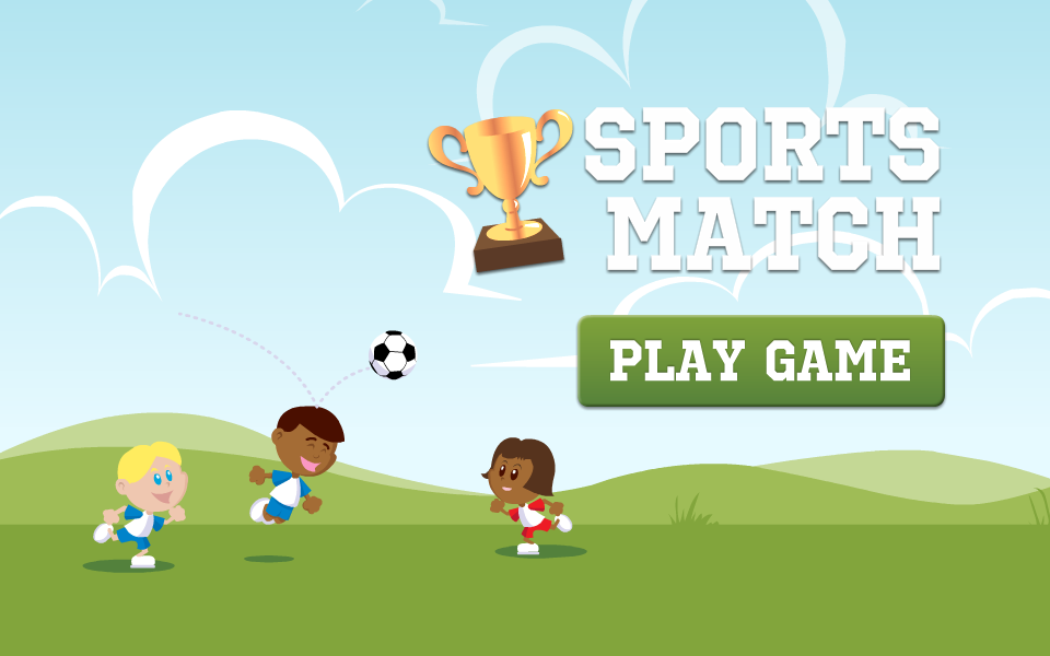 Sports Match - screenshot