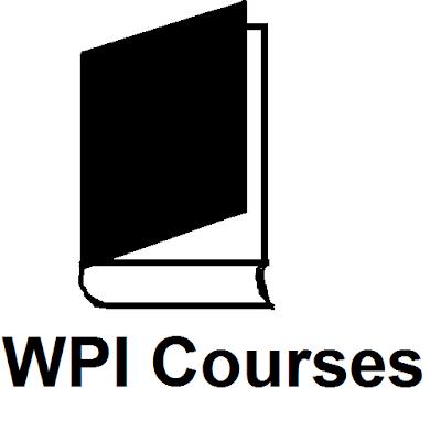 WPI Courses