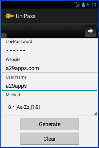 【免費工具App】UniPass-APP點子