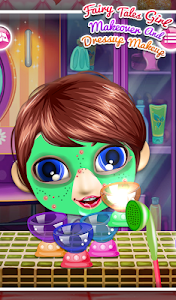 Fairy Tales Girl Makeover v1.1
