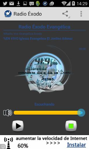 Radio Voz Evangelica Exodo