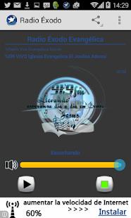 Radio Voz Evangelica Exodo - náhled