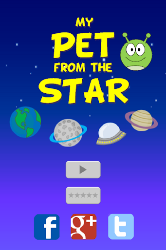 My Pet From The Star
